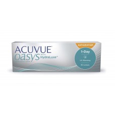 Acuvue Oasys 1-Day with Hydraluxe for Astigmatism